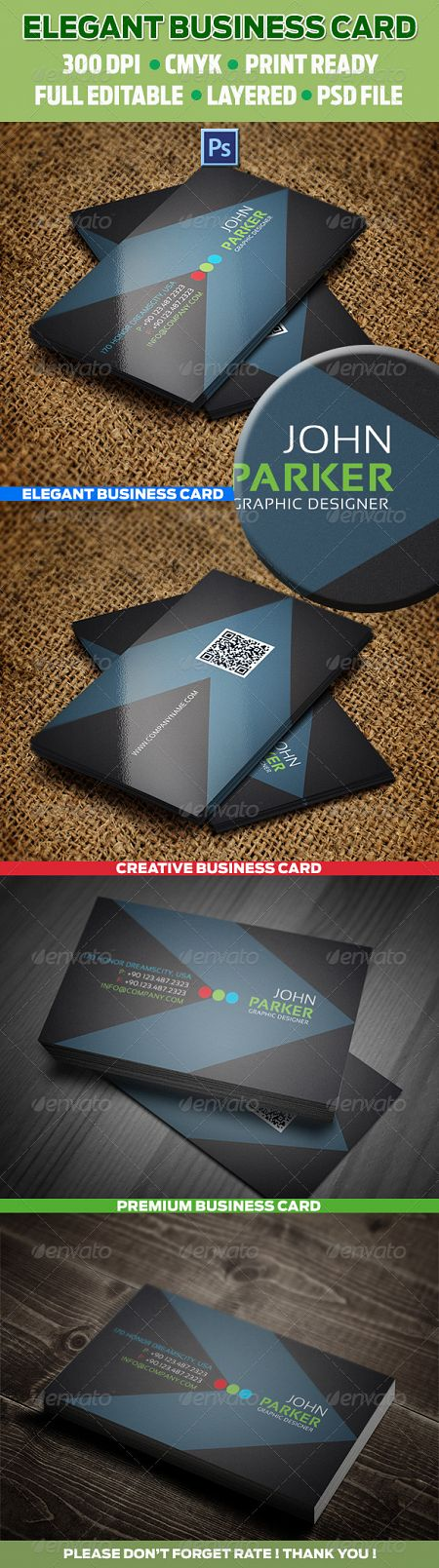 GraphicRiver - Creative Business Cards 21