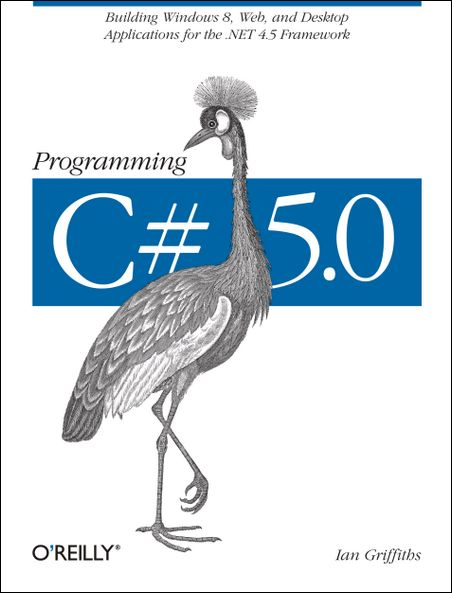 Programming C# 5.0 (Update EPUB version)