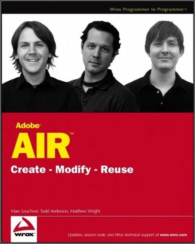Adobe AIR - Create Modify Reuse