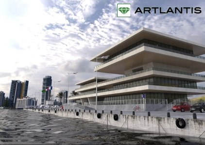 Abvent Artlantis Studio v4.1.8.0 x86Abvent.