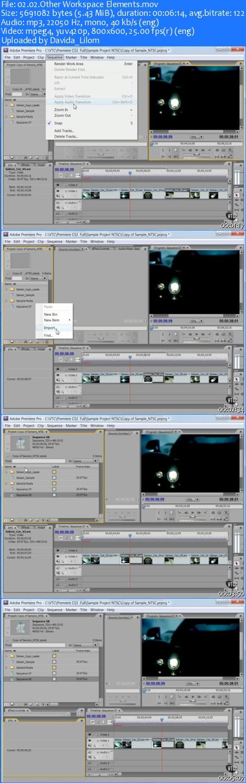 Скачать VTC Training - Adobe Premiere Pro CS3-CFE .torrent.