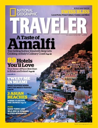 National Geographic Traveler - April 2010 (US)