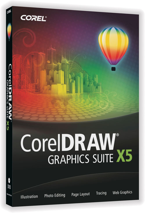 Corel CorelDRAW Graphics Suite X5 + Crack (x32-x64)
