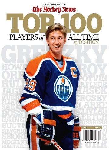 The Hockey News - Top 100 Players of All Time
