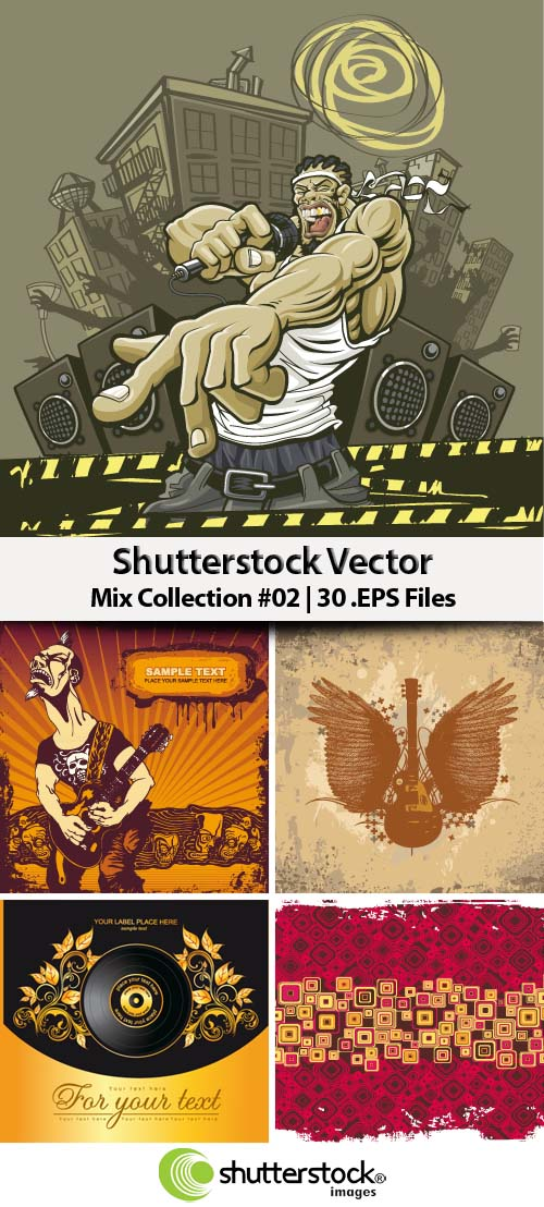 Shutterstock Vectors Mix Colletion #2