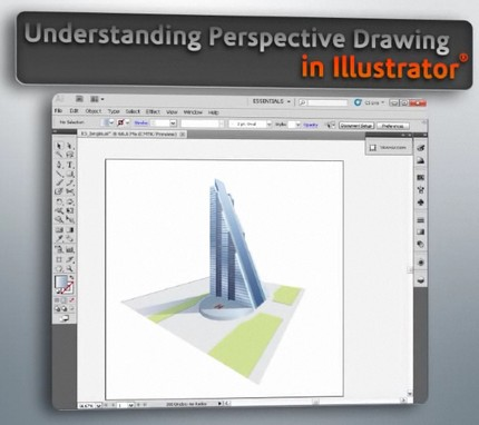 Digital Tutors Understanding Perspective Drawing in Illustrator CS5 (1 cd)