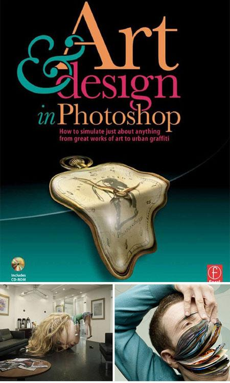 Photoshop - Art and Design & Fantamorph Deluxe 5.3.6