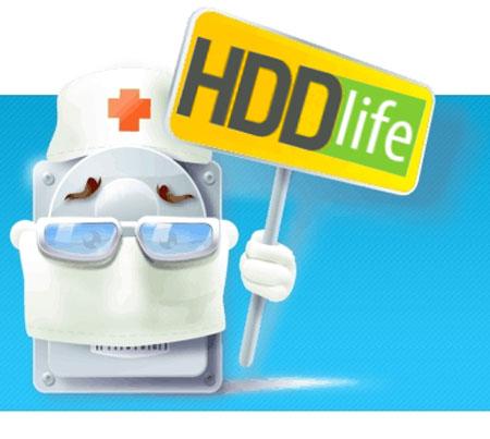 Cкачать HDDlife Pro 3.1.172 бесплатно.