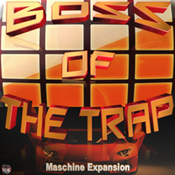 TheMaschineWarehouse Boss Of The Trap Maschine Expansion DVDR-KRock