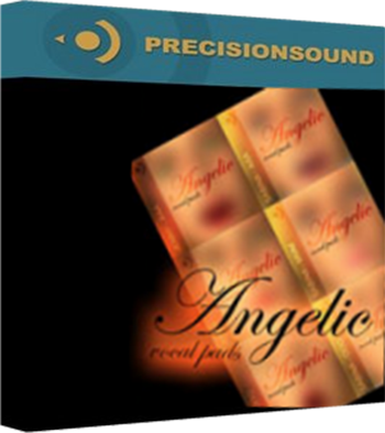 Precisionsound Angelic Vocal Pads Vol 1 KONTAK HALiON-DISCOVER