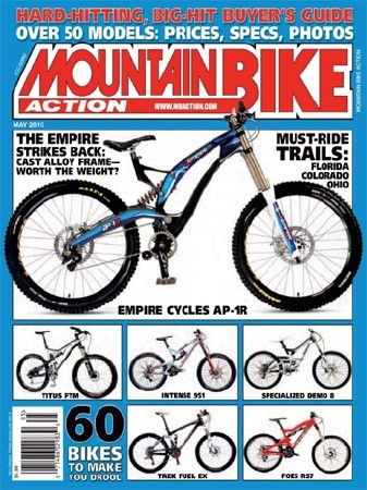 Mountain Bike Action - May 2010