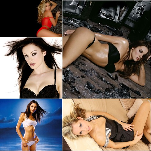 500 Hot Girls Wallpapers
