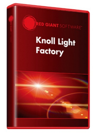 Knoll Light Factory 2.7 for Adobe Premiere and After Effect CS5 for Mac