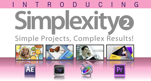 Digital Juice Simplexity Collection 2 for After Effects