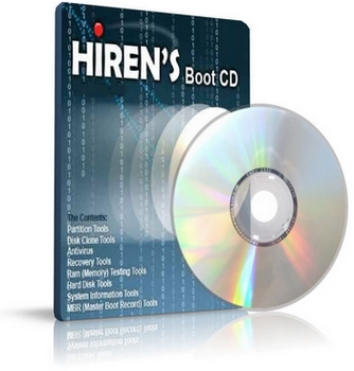 Hiren's BootCD 12.0 Rebuild by DLC v1.0 With AVG