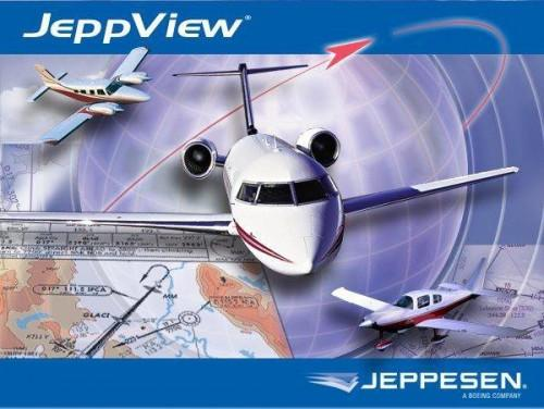 Jeppesen Data Cycle 1308 for iPad Mobile FD/TC Full World