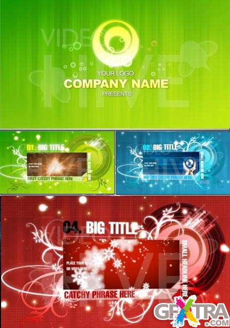 VideoHive Professional Design Template V01 After Effects Project