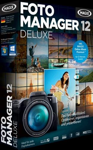 Magix Foto Manager 12 Deluxe 10.0.0.268