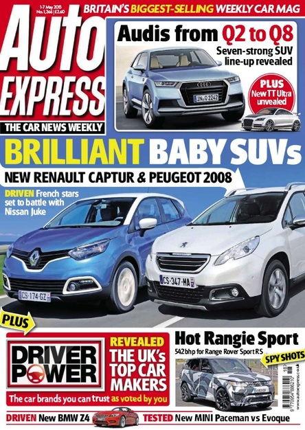 Auto Express - 1 May 2013 (True PDF)