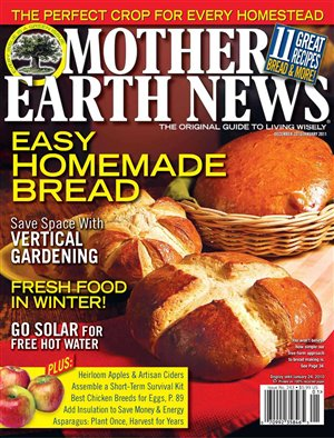 Mother Earth News - December 2010/ January 2011