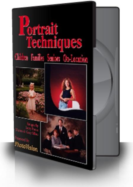 PhotoVision � Portrait Techniques Vol. 1