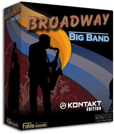 Fable Sounds Broadway Big Band 2.0.24 KONTAKT Update ONLY-AwZ
