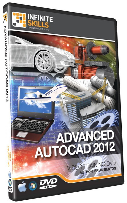 Infiniteskills - Advanced AutoCAD 2012 Training Video