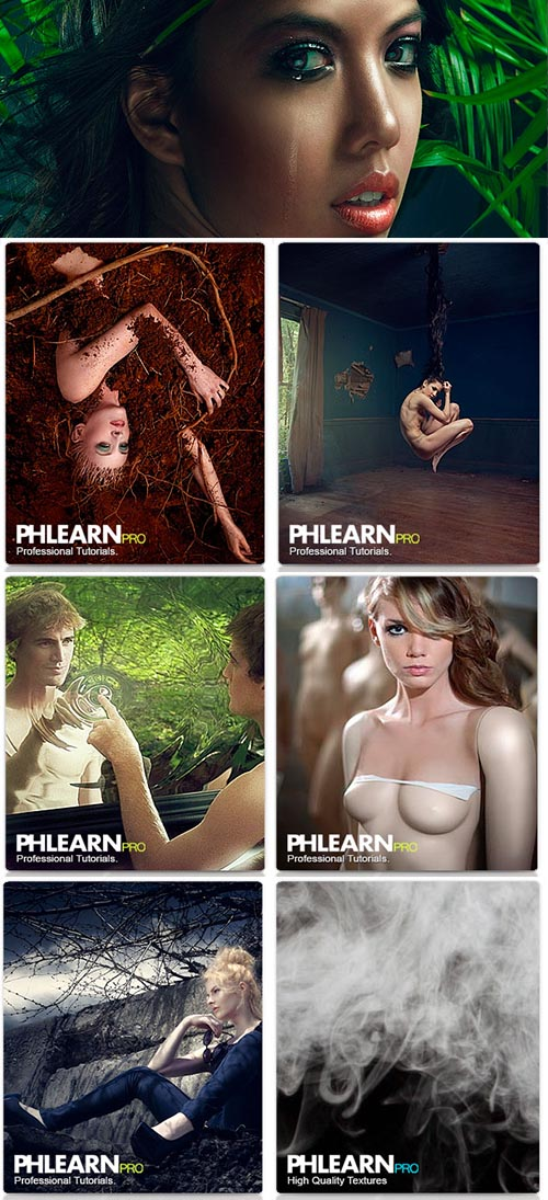 Phlearn - Photoshop and Photography Tutorials 2013
