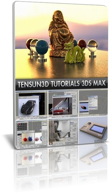 3DS MAX Tutorial From Tensun3D