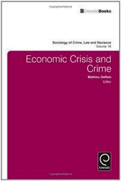Economic Crisis and Crime