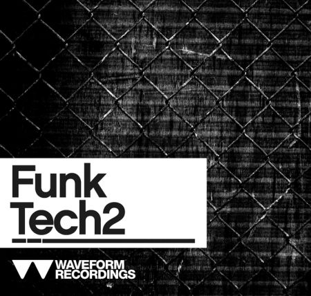 Waveform Recordings Funk Tech 2 WAV-MAGNETRiXX