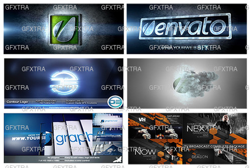 After Effects Projects Big Pack No 14