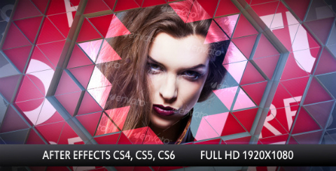 Videohive Fashion Promo After Effect Project