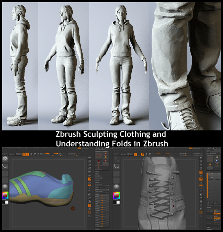 Sculpting Clothing and Understanding Folds in. Watch online. ebooks