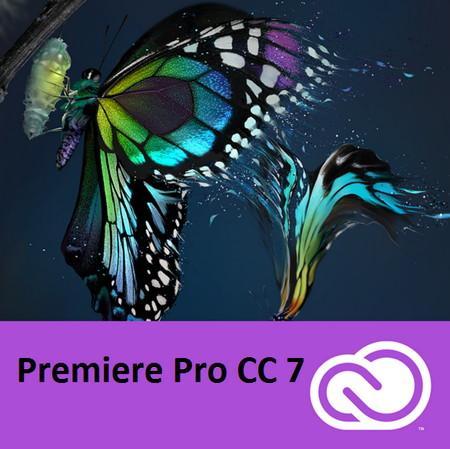 Adobe Premiere Pro CC 7.0 Multilingual MacOSX