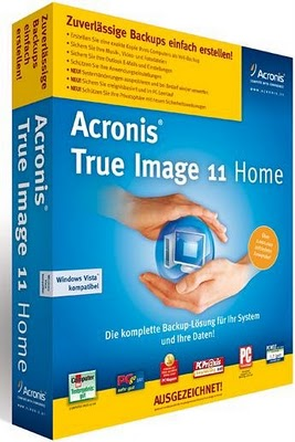 Acronis True ImageHome 2011 v.14.0.0.6574 - Silent Installation