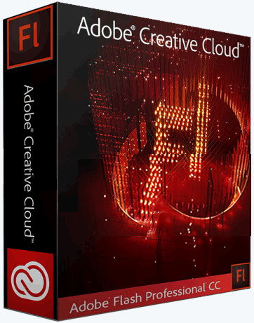 Adobe Flash Professional CC v13.0 DVD (Eng/Rus)