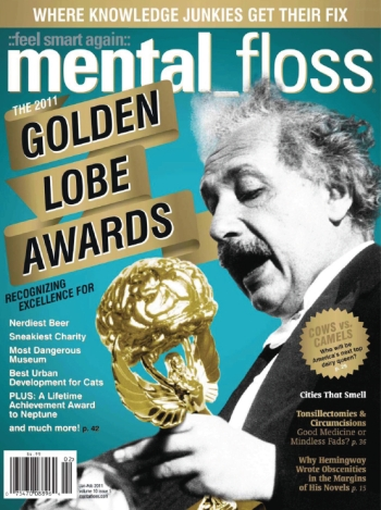 mental_floss - January/February 2011