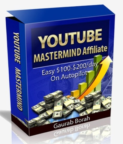Youtube Mastermind Affiliate: Easy $100 - $200 a Day on Autopilot