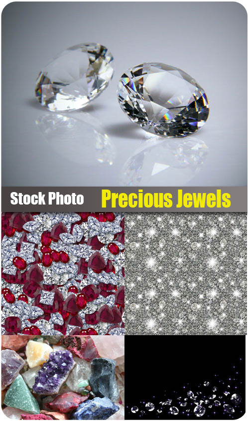 Stock Photo:  Precious Jewels