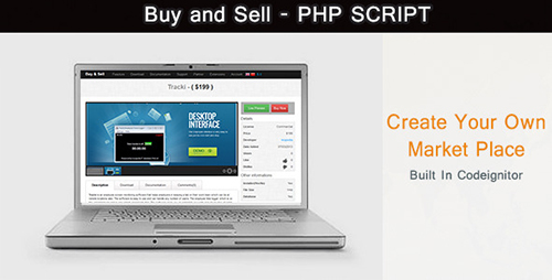 CodeCanyon - Buy and Sell PHP Script v2.2