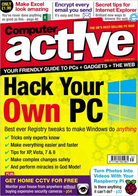 Computeractive UK - Issue 405, 2013