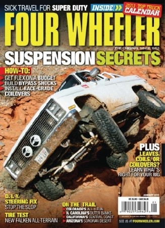 January 2011 Calendar Pdf. Four Wheeler - January 2011