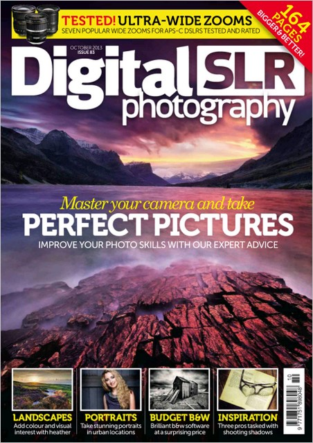 Digital SLR Photography - October 2013 (UK)