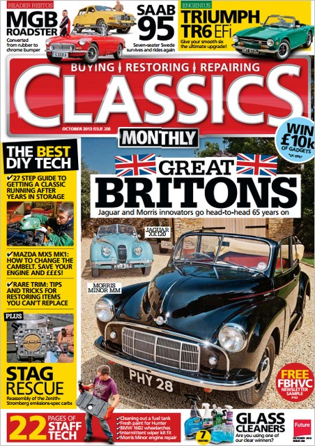 Classics Monthly - October 2013