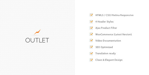 ThemeForest - Outlet v1.5 - Multi-Purpose WooCommerce Theme
