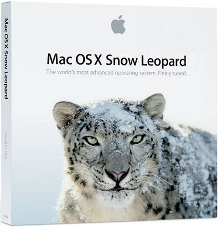 MAC OS X Snow Leopard 10.6.5 AMD,Intel - The image for VmWare,VirtualBox