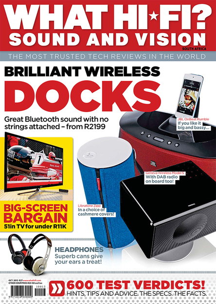 What Hi-Fi? Sound and Vision October 2013 (South Africa)(TRUE PDF)