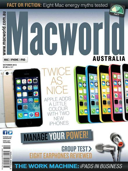 Macworld October 2013 (Australia)