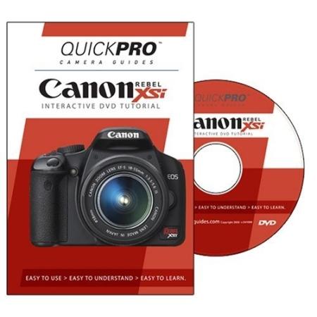 canon rebel xsi manual. QuickPro Camera Guide: Canon